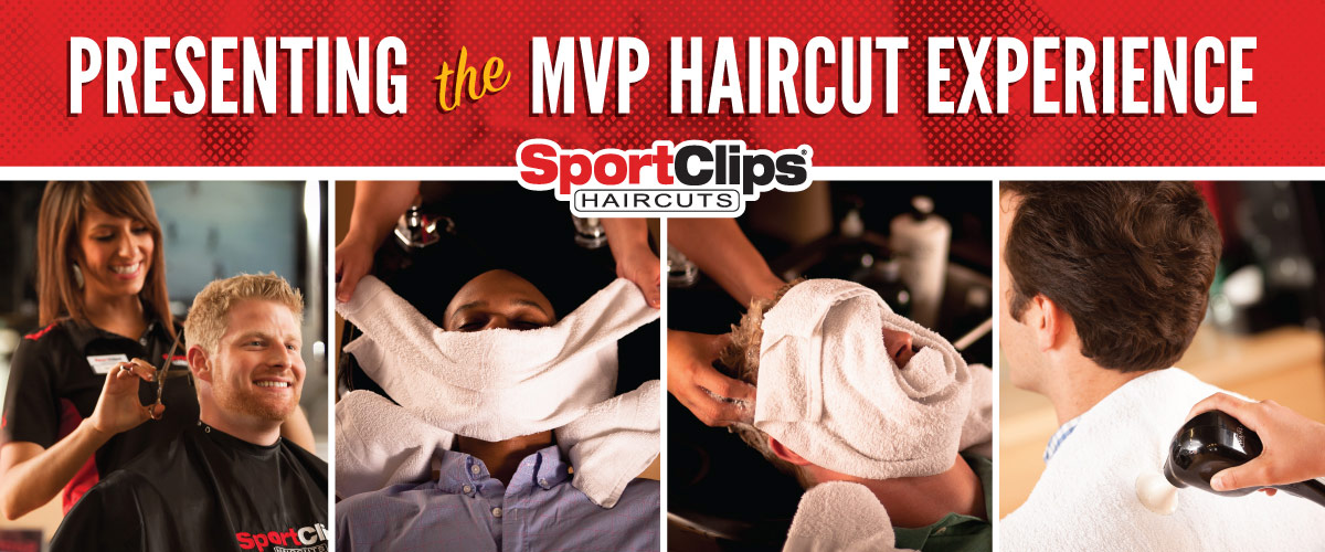 The Sport Clips Haircuts of Marana Marketplace MVP Haircut Experience